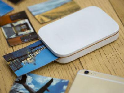 Imprimante de poche pour voyageurs