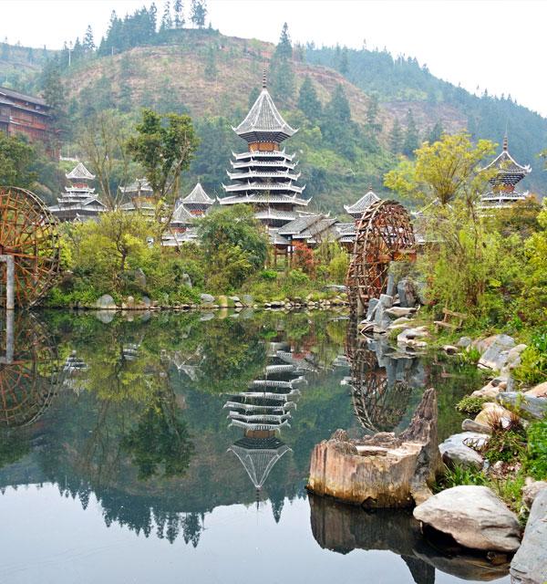 Province du Guizhou, Chine