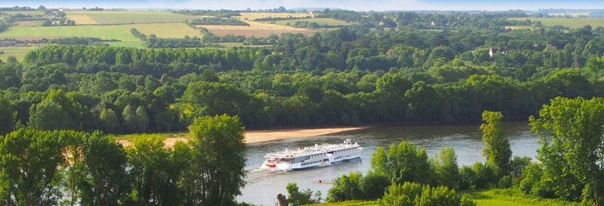 croisière sur la Loire